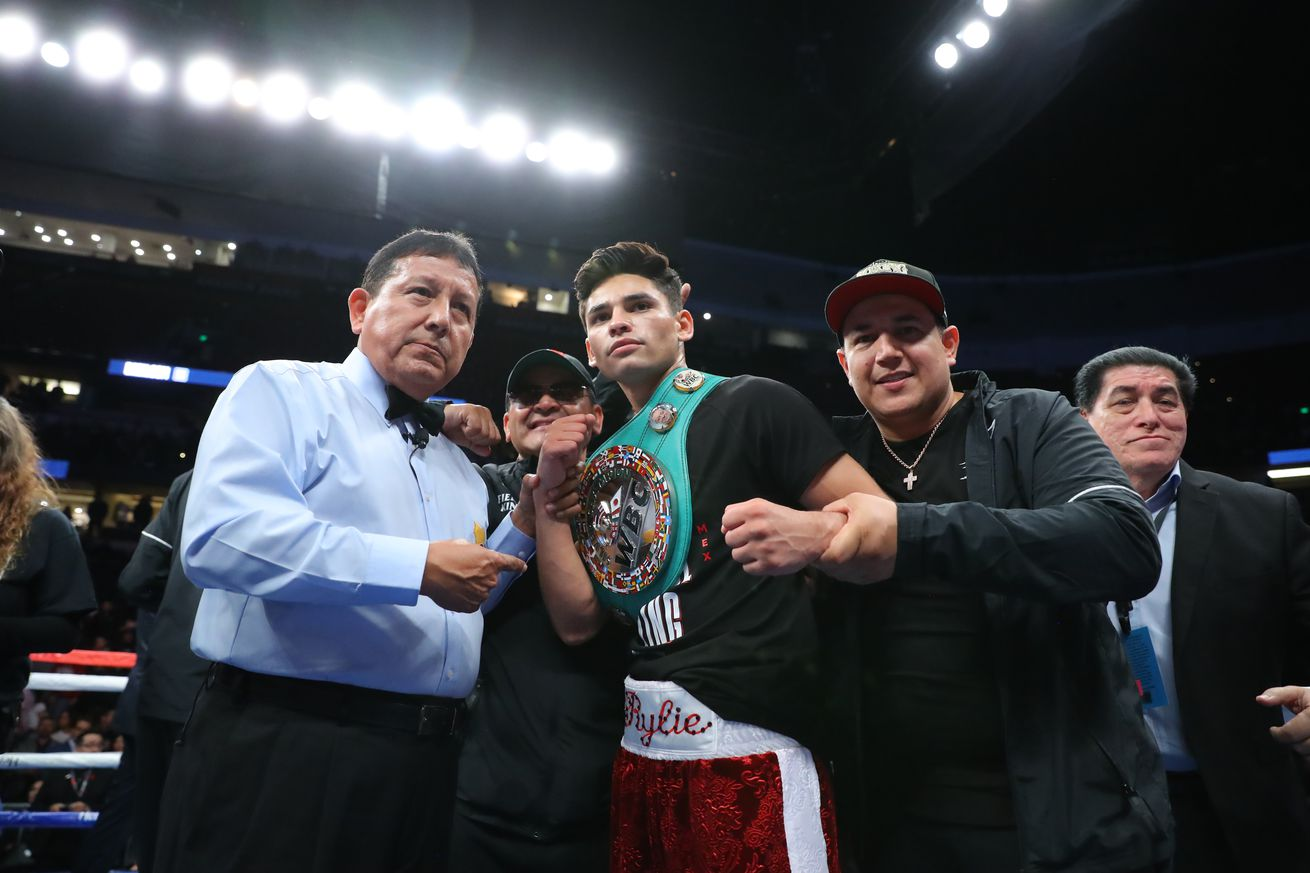 Ryan Garcia v Francisco Fonseca