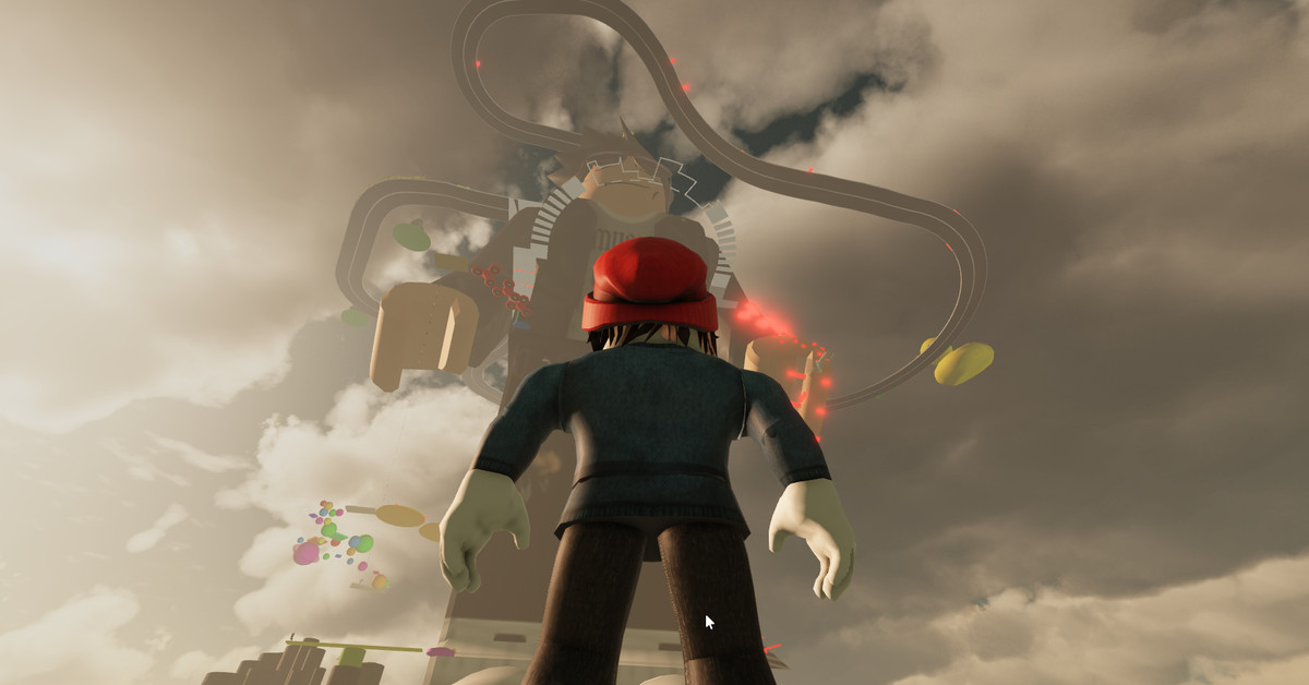 The game makers and artists pushing Roblox to its limits