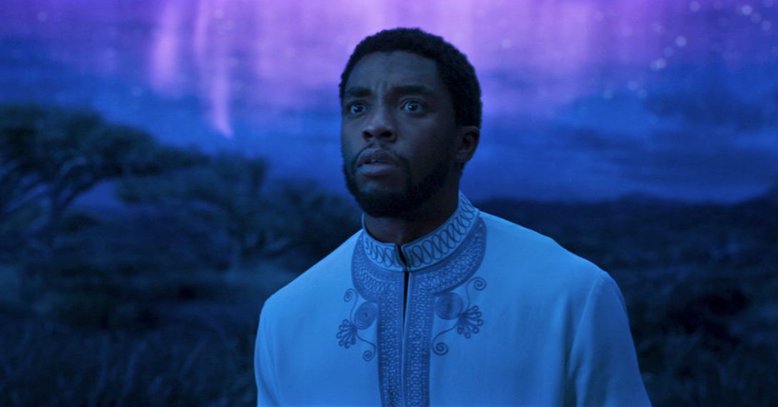 Black Panther is the first superhero movie to earn an Oscars Best Picture nomination