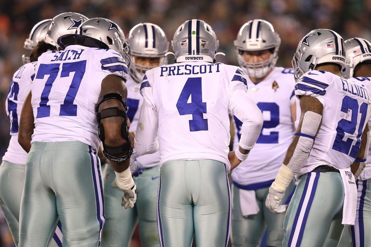 Dallas Cowboys vPhiladelphia Eagles