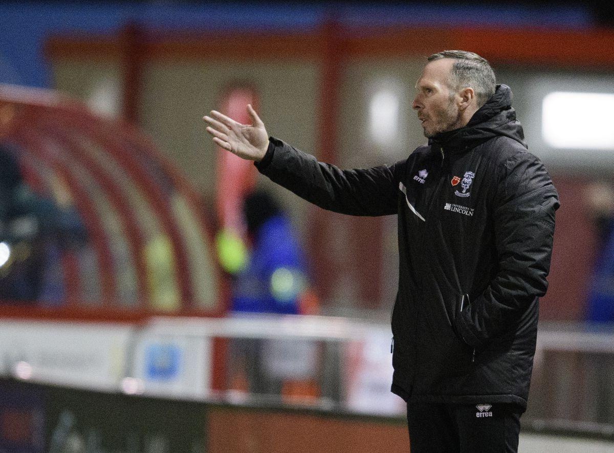 Lincoln City v Gillingham - Sky Bet League One