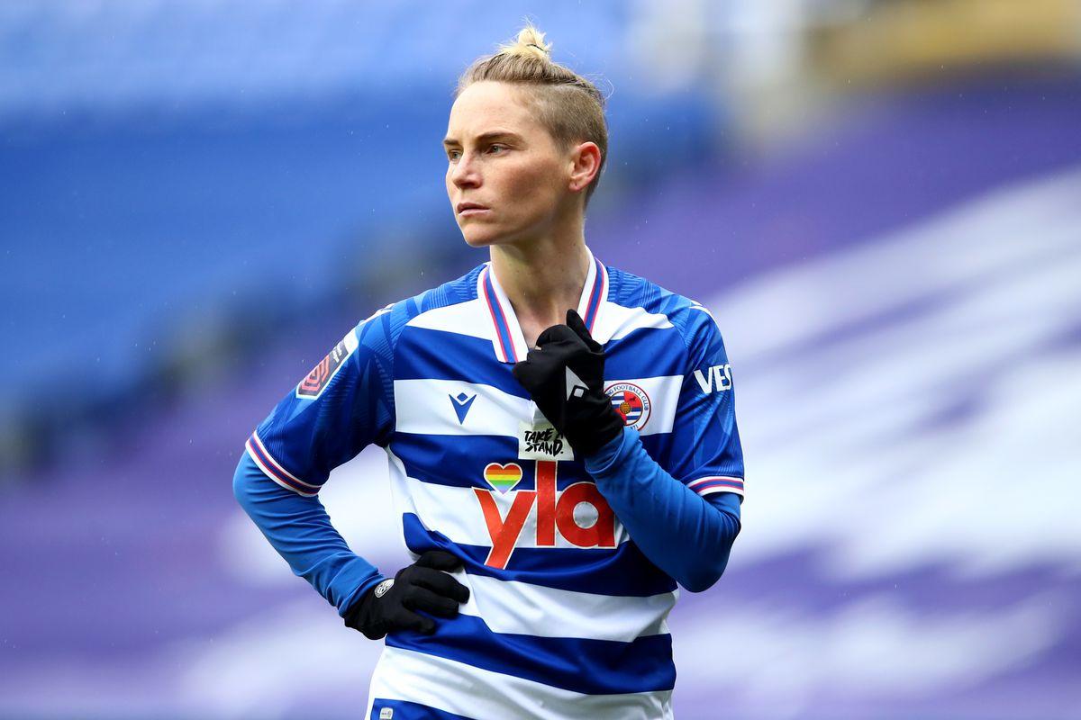 Reading Women v Everton Women - Barclays FA Women's Super League