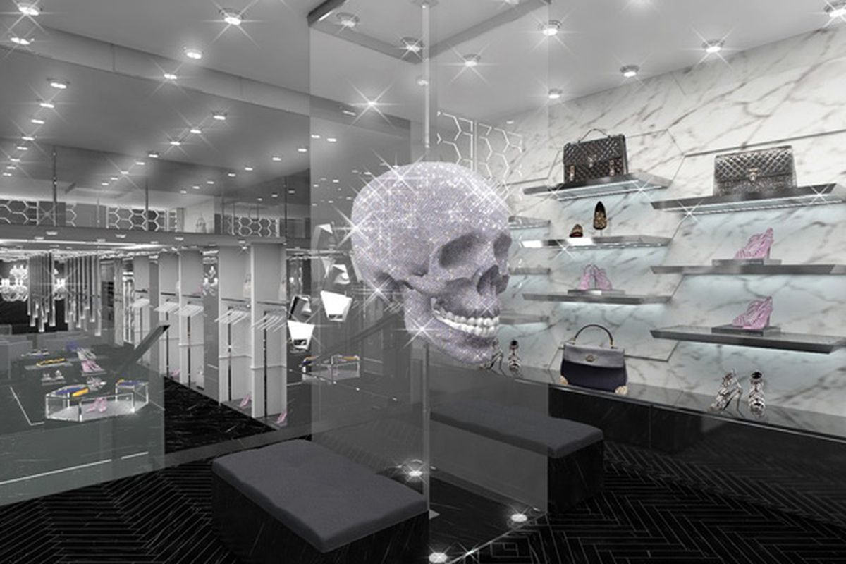 """Rendering <a href=""""http://www.wwd.com/retail-news/specialty-stores/philipp-plein-sets-course-for-growth-8003976"""">via</a>"""