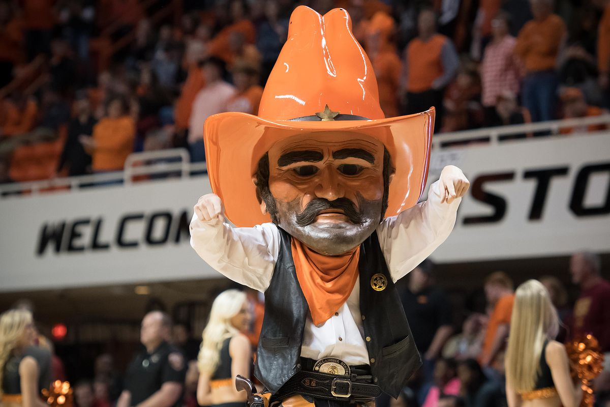 This remains the most horrifying mascot in college sports. Don't @ me.