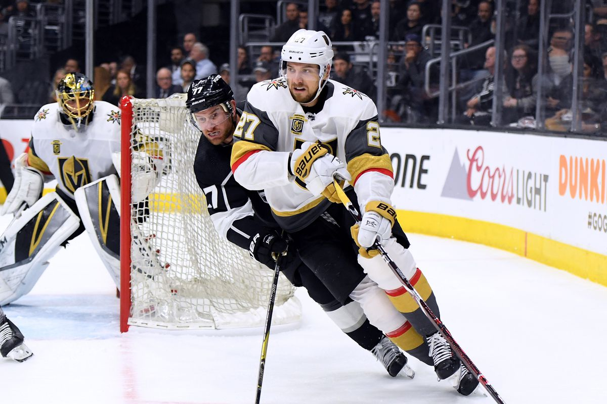 Vegas Golden Knights v Los Angeles Kings - Game Four