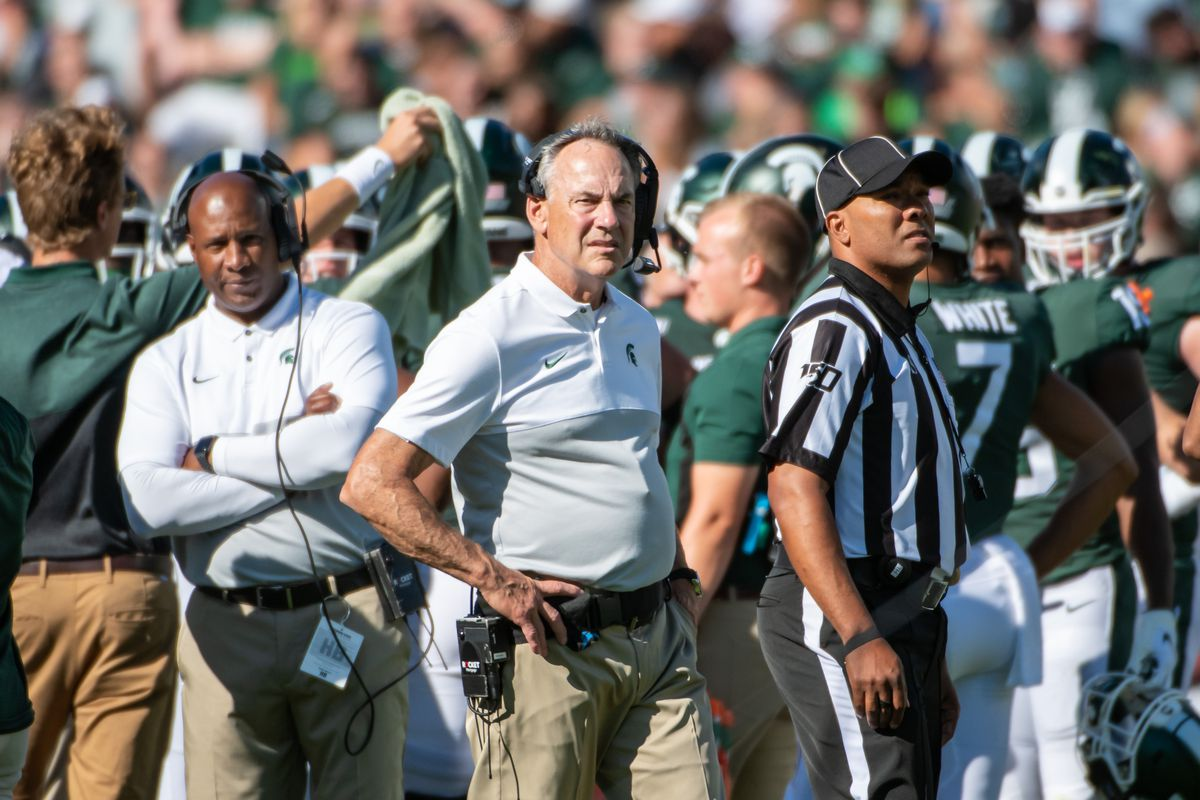 Michigan State Football: Weekly Press Conference