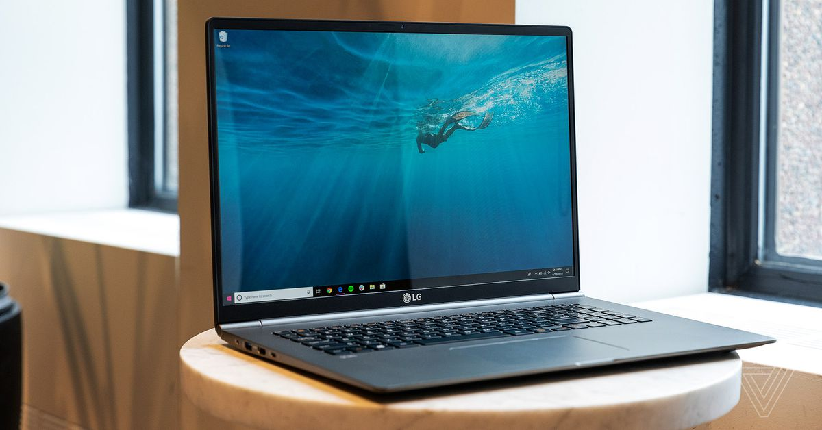 LG Gram 17 review: as ultra-portable as 17 inches can get