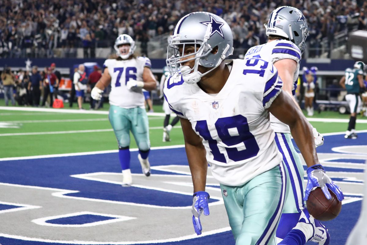 de11e19d336 The race is on for the Cowboys and Amari Cooper against Michael Thomas and  the New Orleans Saints