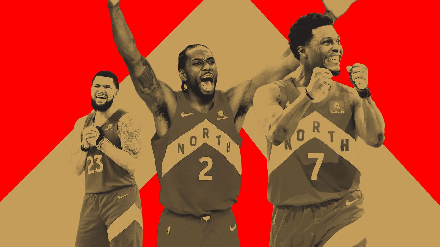 The Raptors May Be the Unlikeliest Champions in NBA History