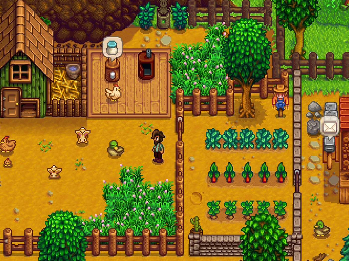 Stardew Valley Developer Splits With Publisher Of Five Years Polygon