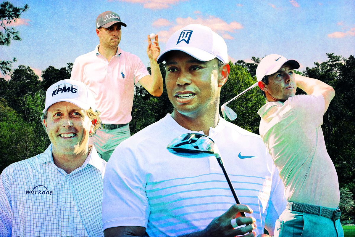 Fifteen Questions About The 2018 Masters Asked And Answered The