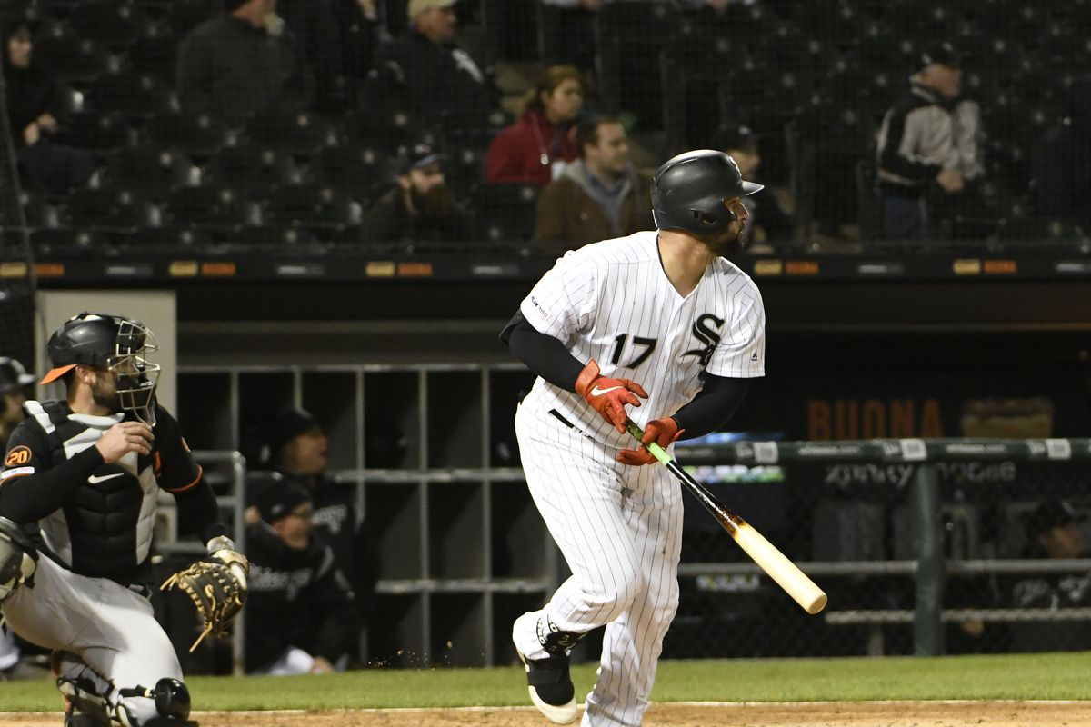 MLB: Game Two-Baltimore Orioles at Chicago White Sox