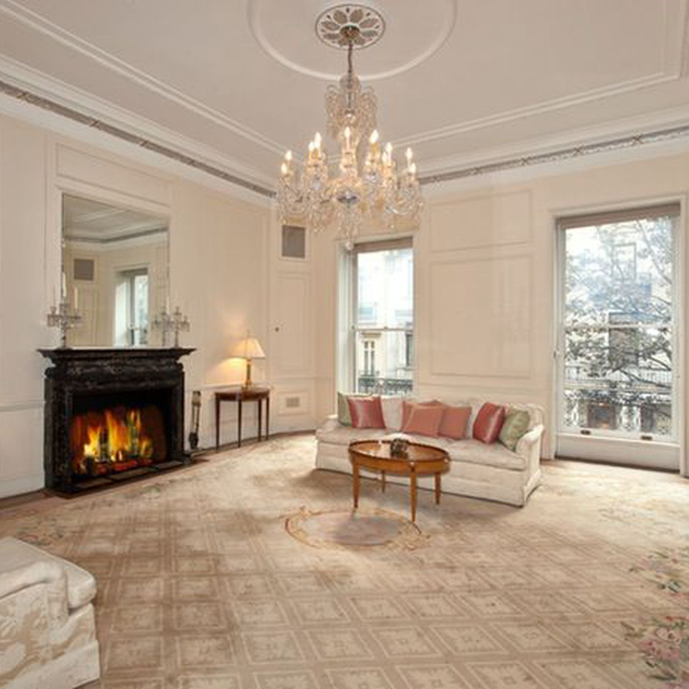 After A Price Chop, Upper East Side Mansion Returns To