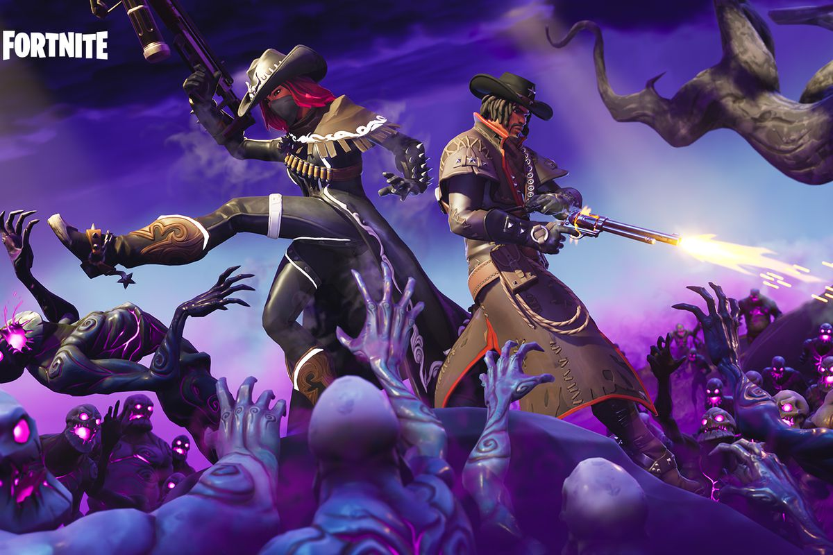 epic games - fortnite update list