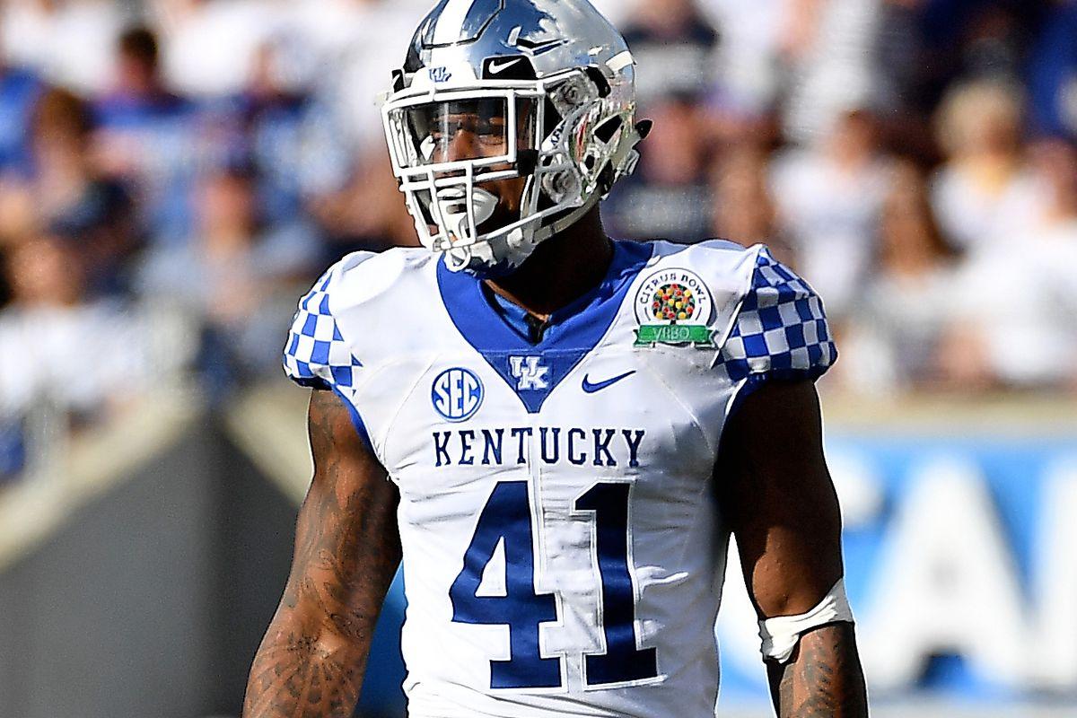 Kentucky's Josh Allen should be a legitimate option for ...