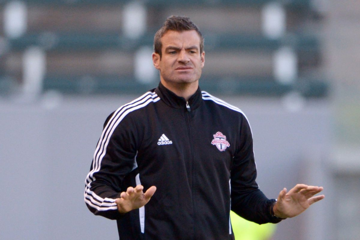 Ryan Nelsen even wishes all these Urruti reports would just calm down for a bit