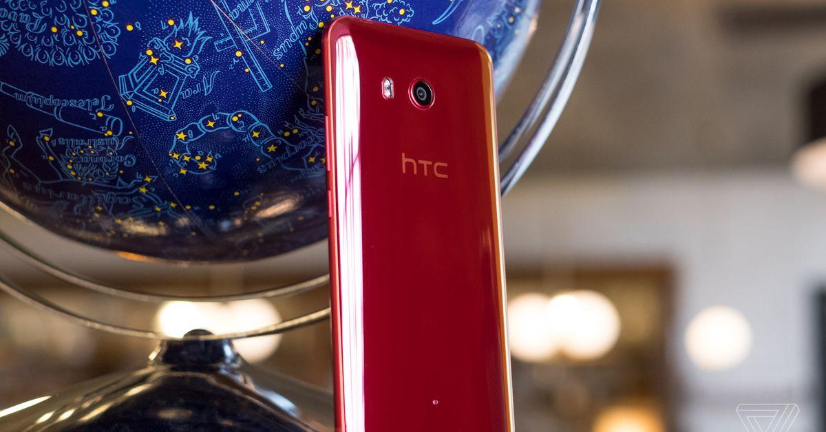 HTC U11 successors could be announced November 2nd