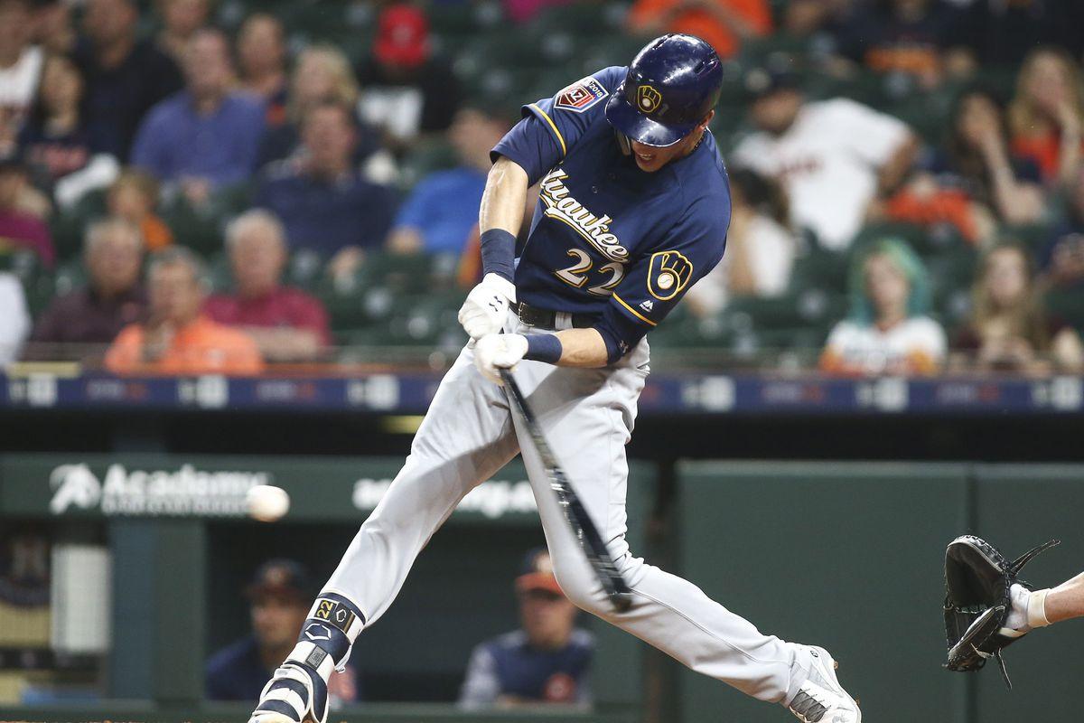 MLB: Spring Training-Milwaukee Brewers at Houston Astros