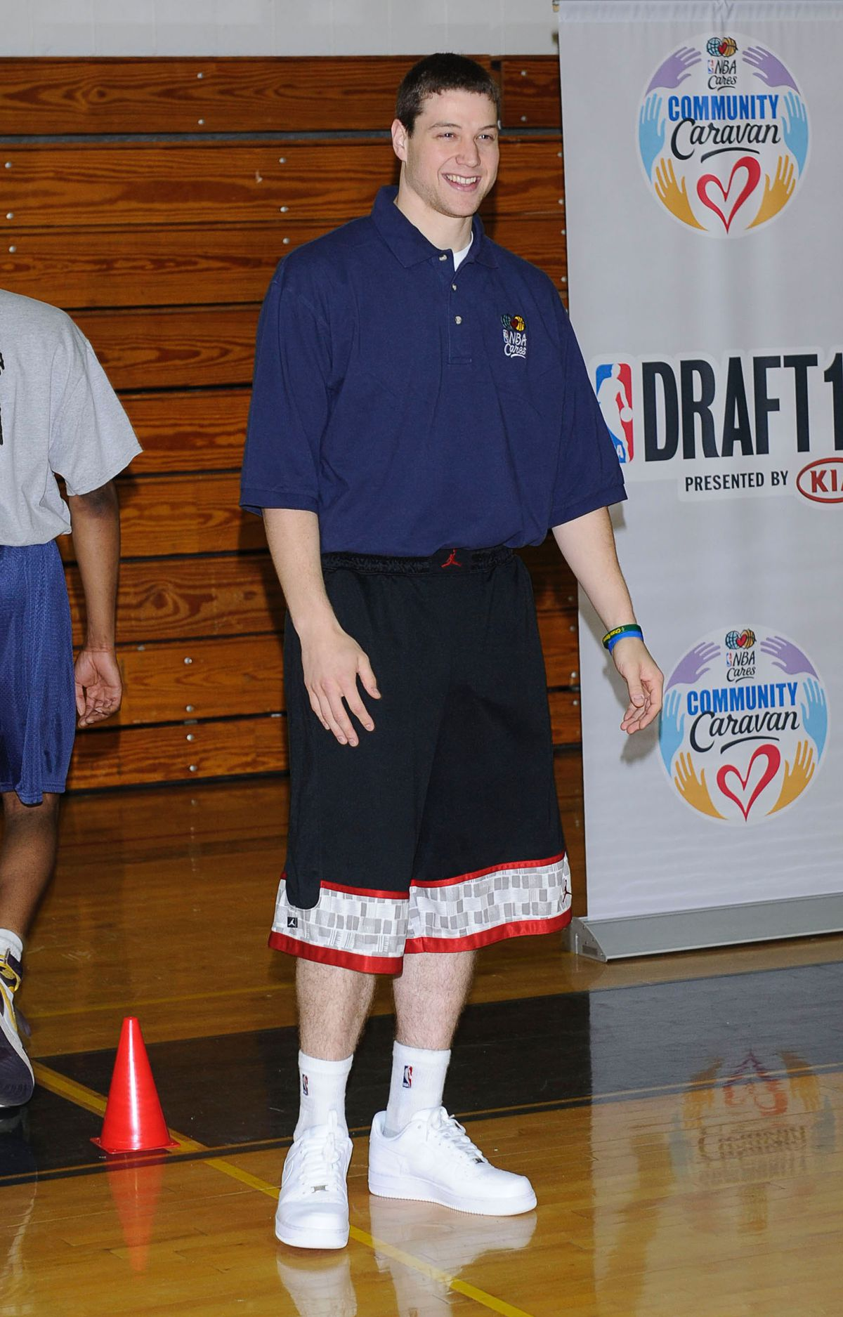 Top 2011 NBA Draft Prospects Host Clinic For Special Olympics New York Athletes