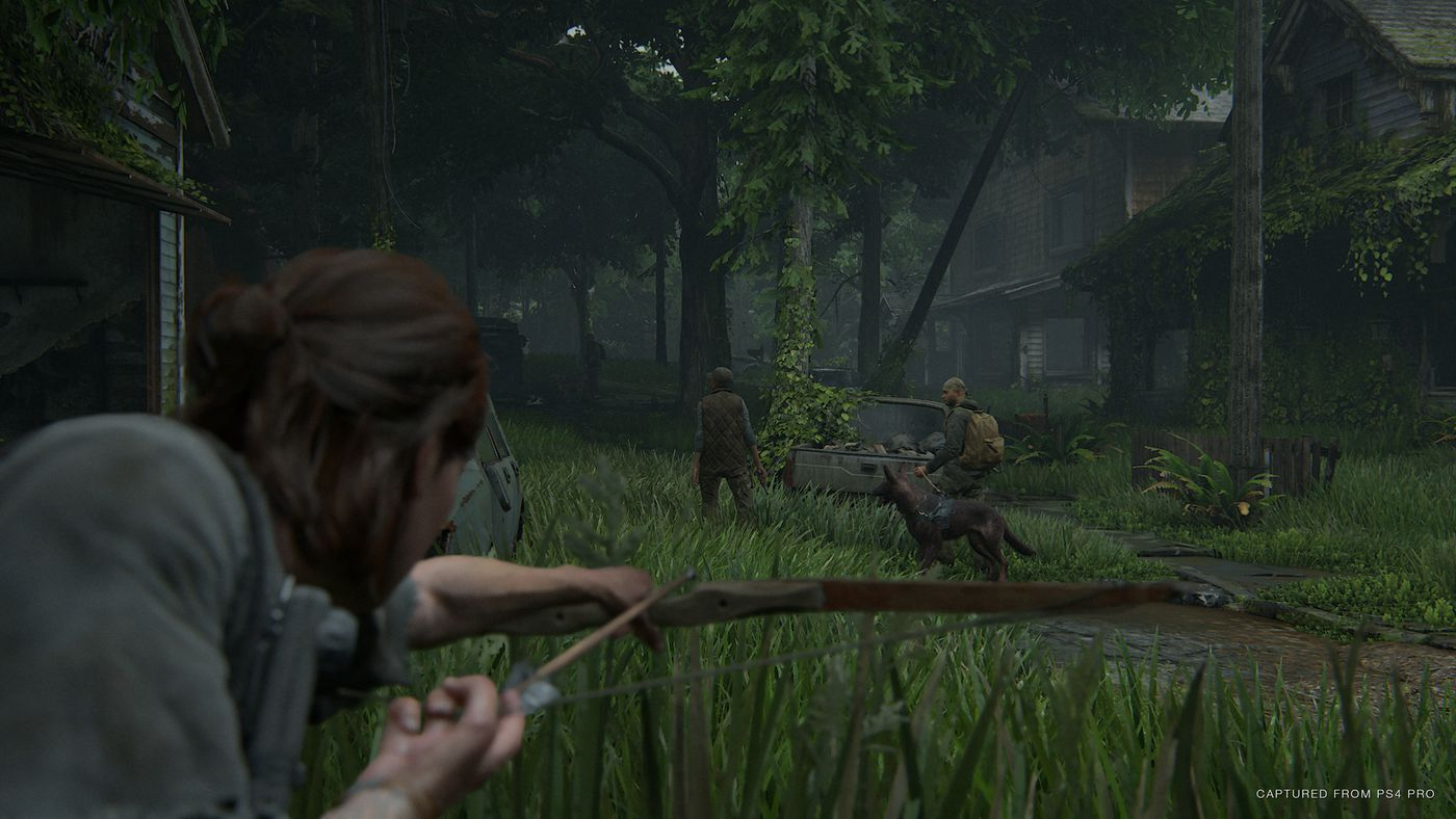 The Last Of Us Part Ii Hands On With The Ps4 S Most Anticipated