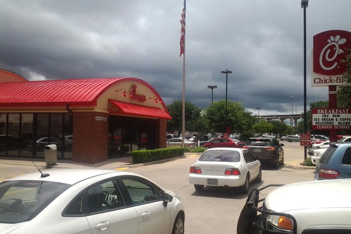 Chick-fil-A on Ranch to Market Road 620
