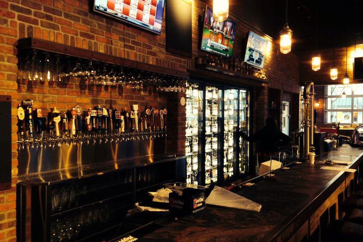 World of Beer in West Hartford
