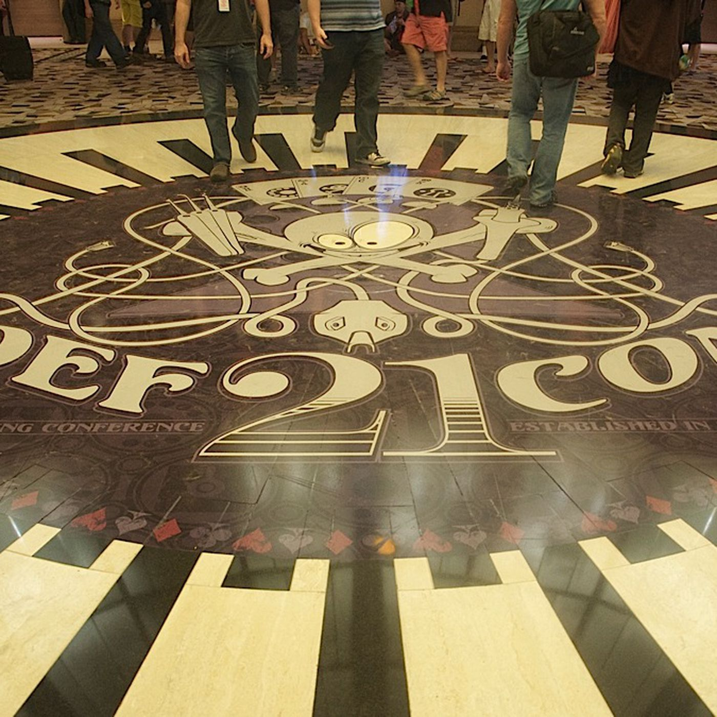 ac8a9093dec The best of Black Hat and Def Con 2013 - The Verge