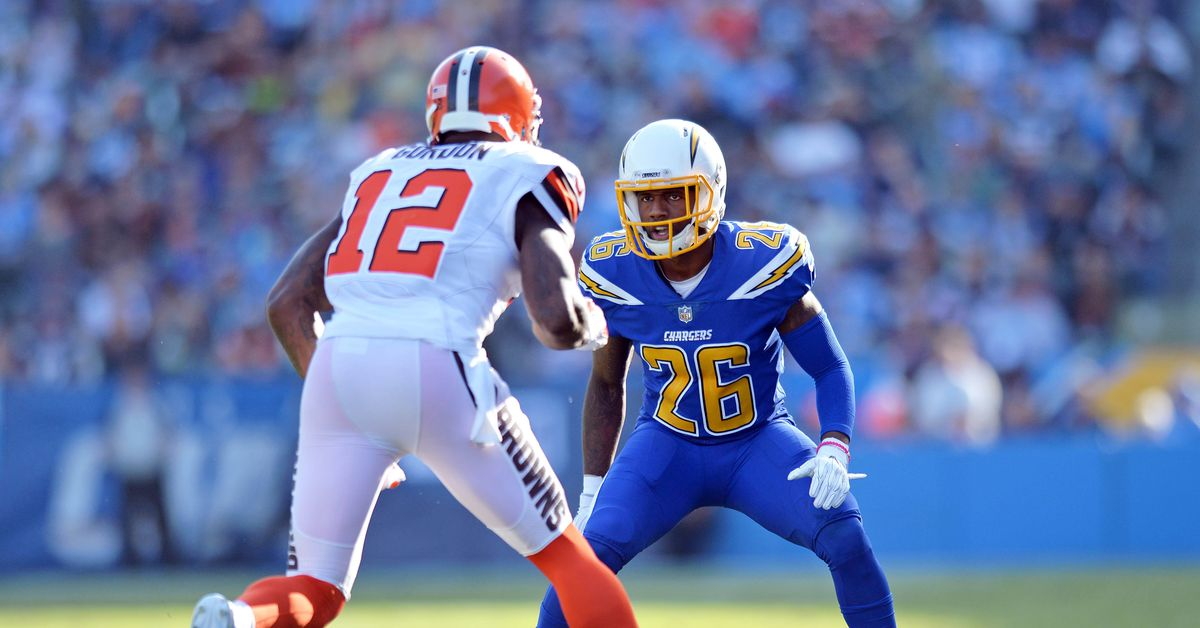 chargers vs browns