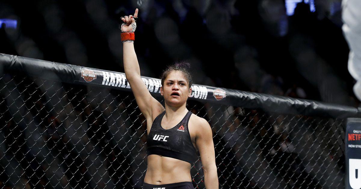 Cynthia Calvillo vs. Lauren Murphy in the works for UFC 254