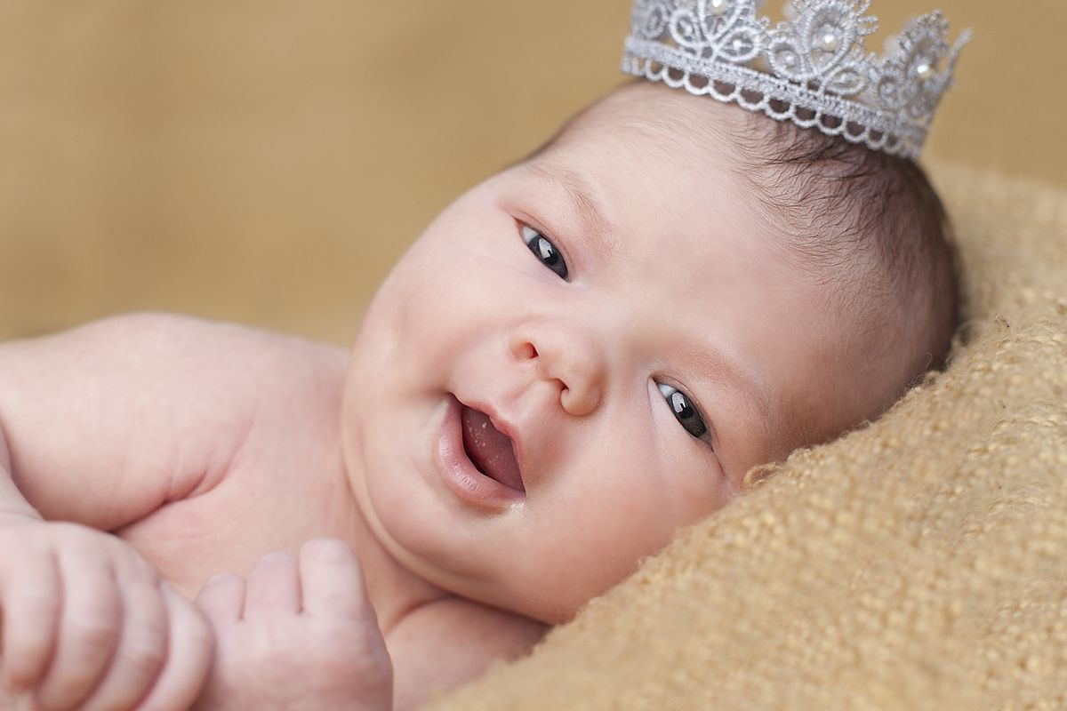 Don't be fooled by the crown. This is not the actual princess. Photo: Shutterstock/SDJ