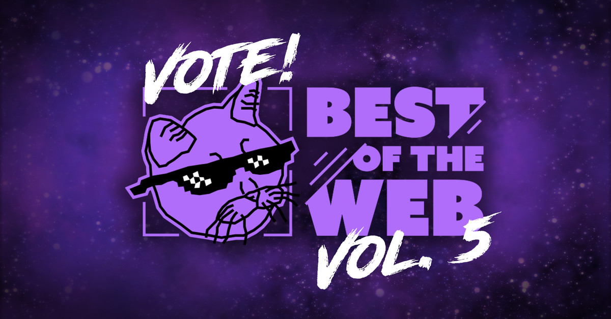 Best Of The Web Nominees Vol. 5