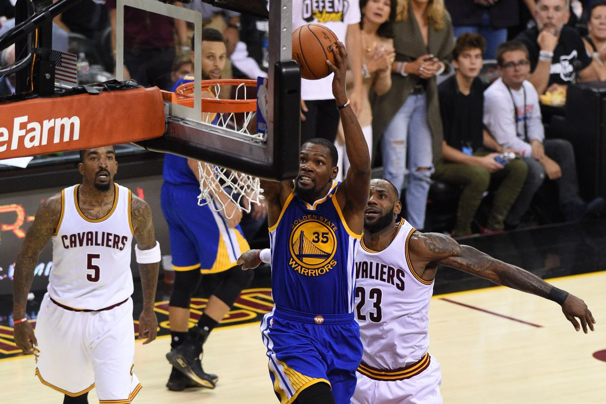 Warriors secure spot among legends by dumping Cavaliers