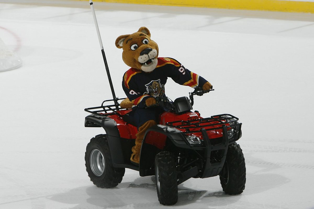 Mascot madness- Stanley E. Panther
