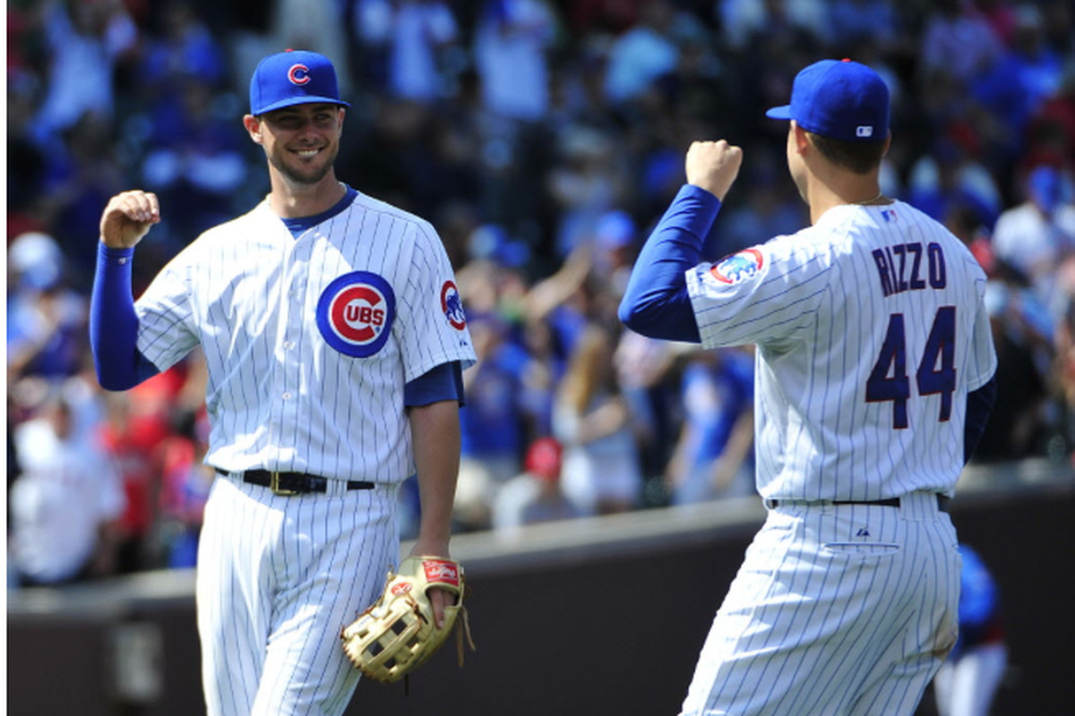 c5d76450884d87 Kris Bryant (left)? Or Anthony Rizzo? The Home Run Derby starts at 7 (CT)  Monday night.