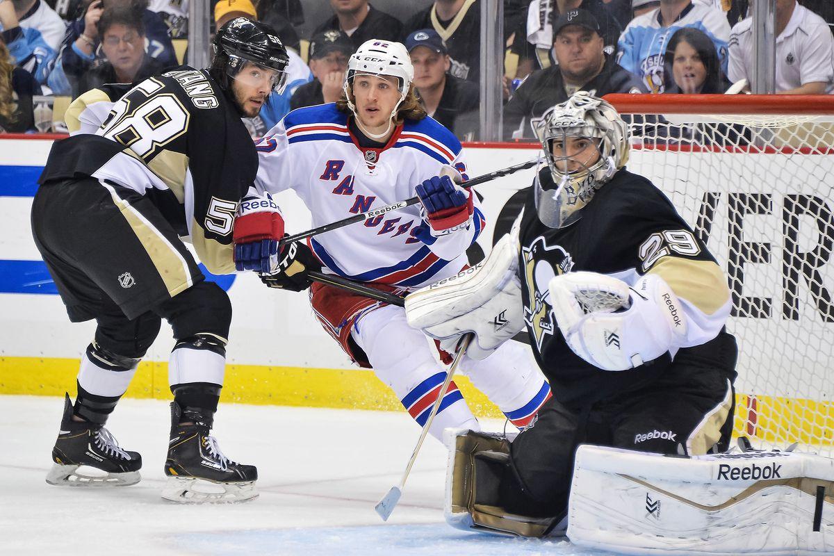 New York Rangers v Pittsburgh Penguins - Game Seven