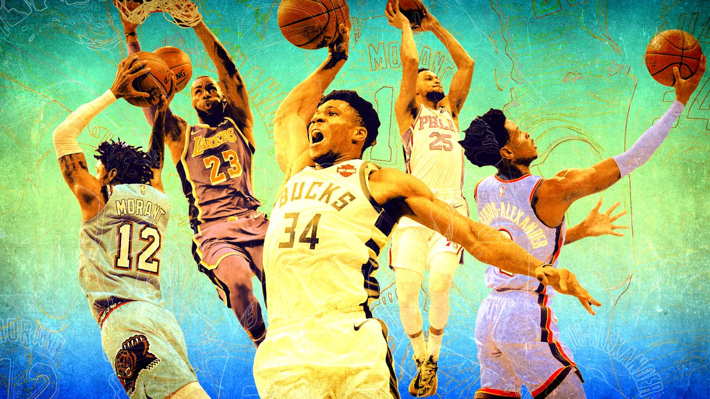NBA Awards: Giannis, Ja Morant, and the Second Quarter's Biggest Stars