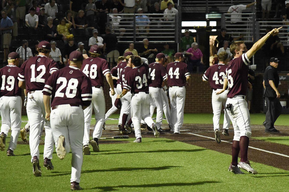 NCAA Baseball: Super Regional-Vanderbilt vs Mississippi State