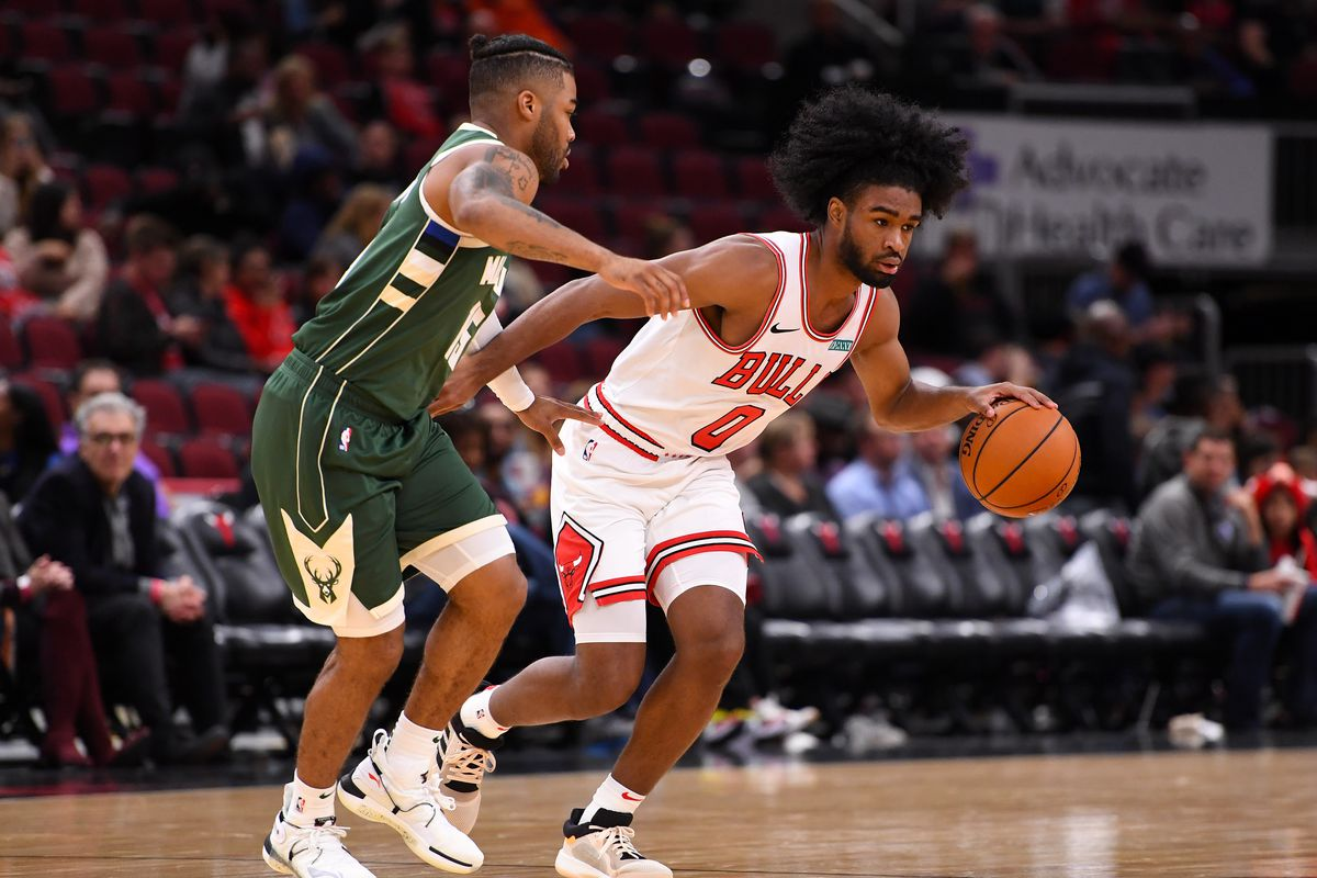 It was one preseason game, but Jim Boylen and the Bulls were true to their 'pace and space' word