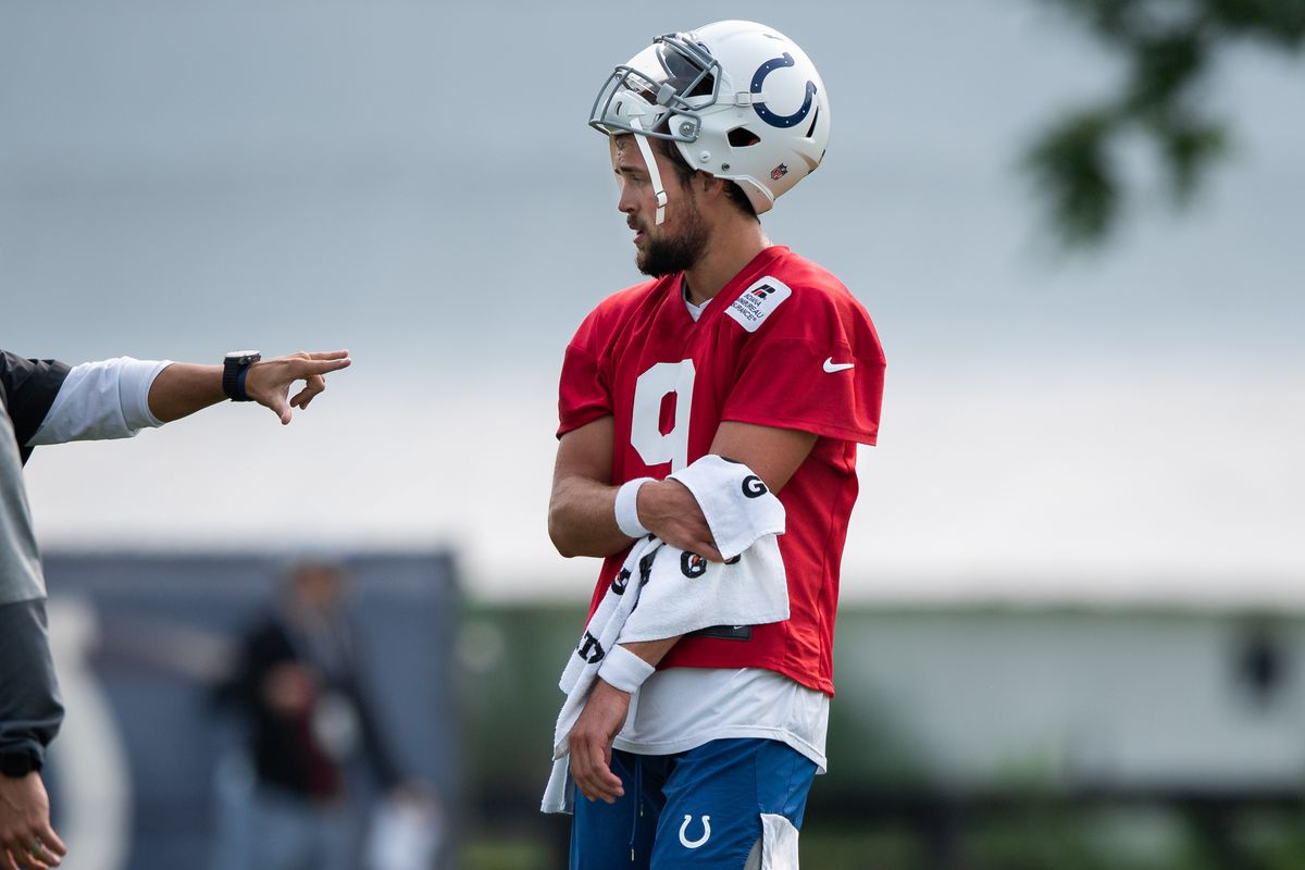 NFL: JUL 30 Indianapolis Colts Training Camp