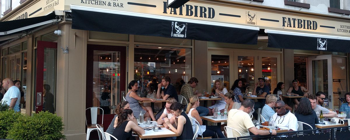 Cat Cora S Fatbird Flies And Crashes In The Meatpacking