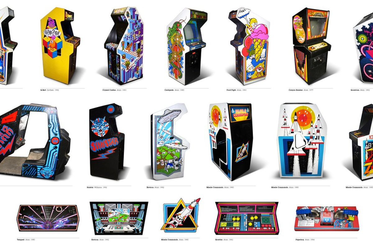 arcade poster
