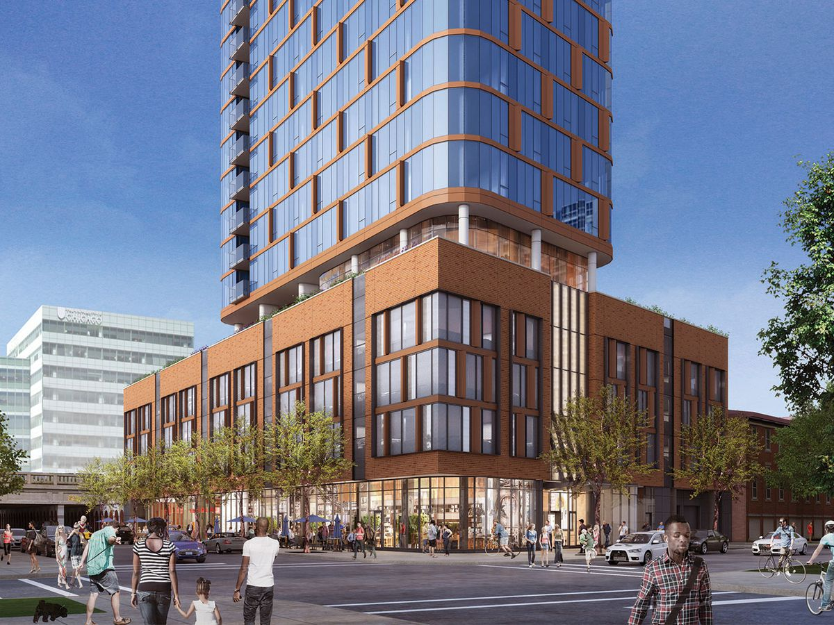 Chicago S High Rise Construction Boom Mapped Curbed Chicago