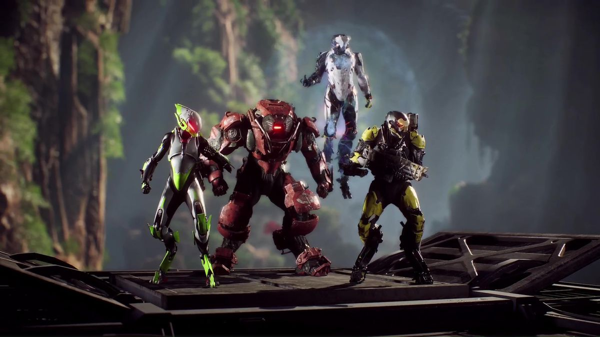 bioware u2019s anthem  everything you need to know