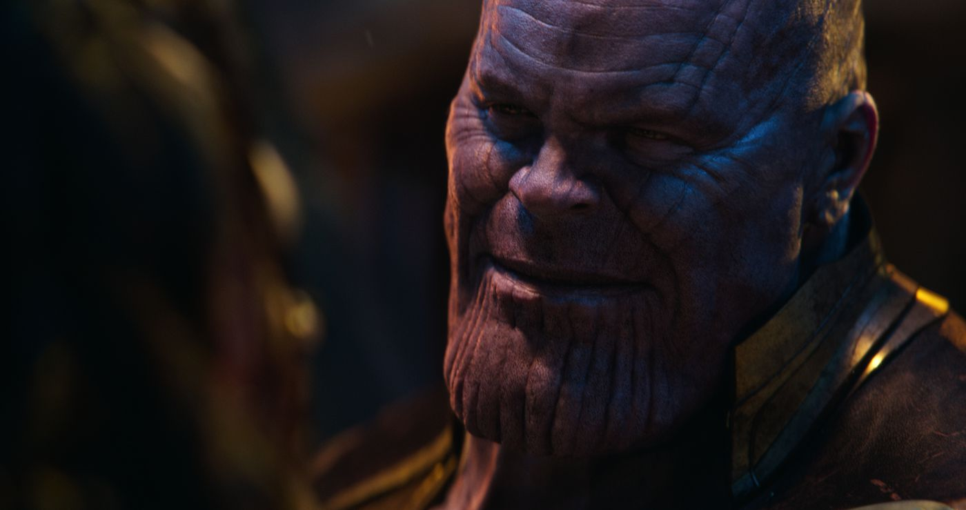 How Avengers: Infinity War turned Josh Brolin into an eight-foot