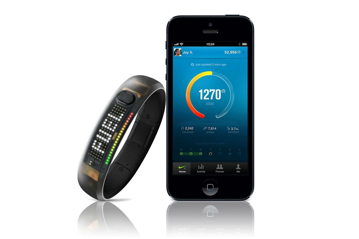 Do you own a Nike+ FuelBand? If so, you can claim a little surprise