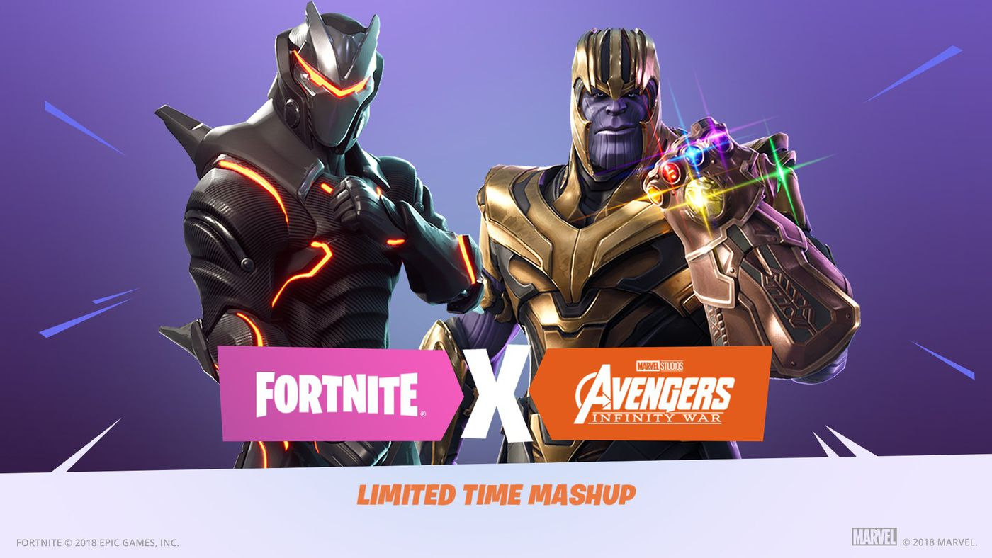 Fortnite's Thanos event was great because it worked for