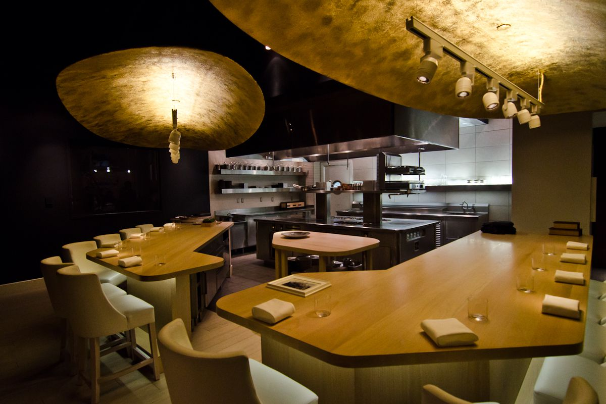 Dinner for Two at Minibar Can Now Total More Than $1,000 - Eater DC