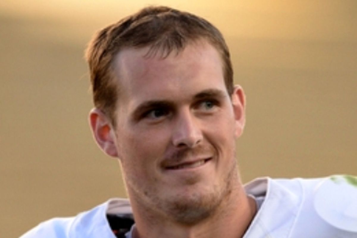 Sean Mannion is looking forward to his future in St. Louis. What will he encounter with the Rams?