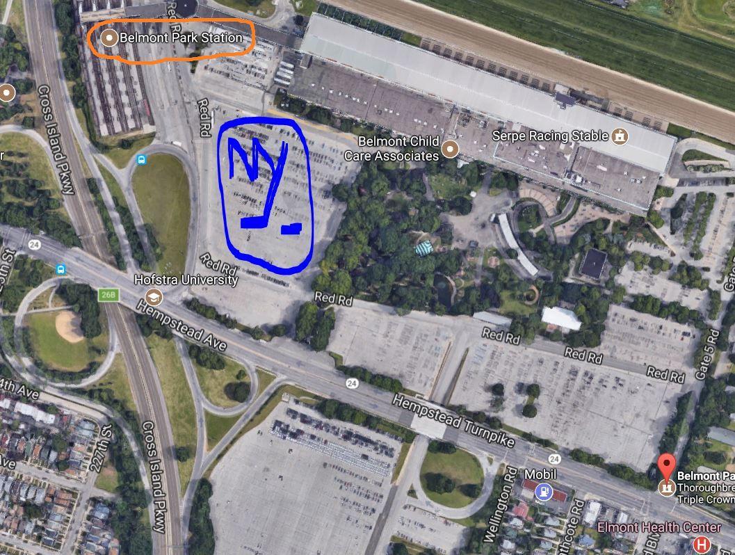 Islanders Belmont Arena Satellite 2