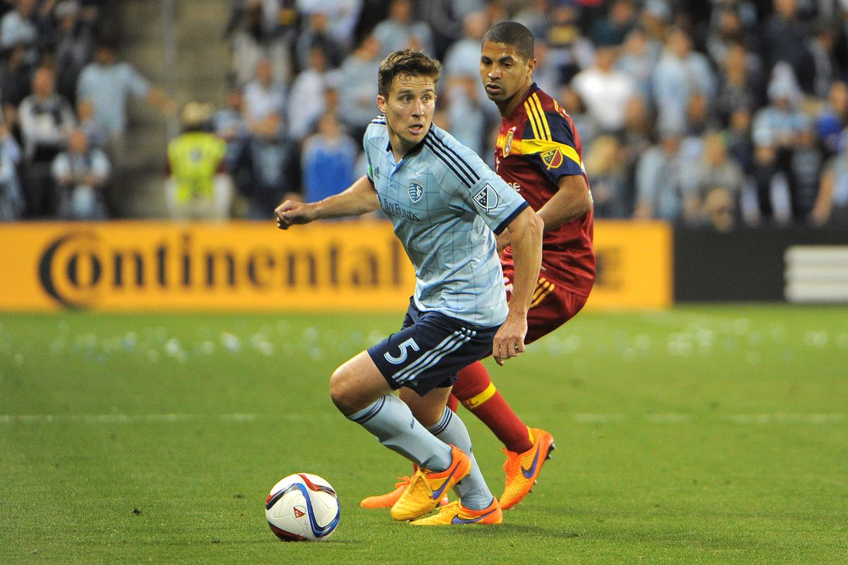 Besler and company will look to even the season record against Salt Lake to 1-1-1
